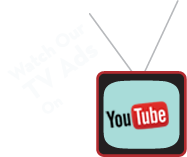 Watch Our TV Commercials On YouTube