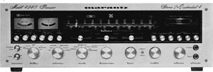 Marantz 4240 AM/FM Stereo with Preamp